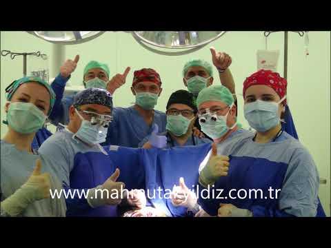AVR ve MVR Çift Kapak Kapalı Kalp Ameliyatı Op.Dr. Mahmut Akyıldız – Aziz Süleyman