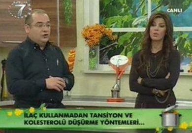 Op. Dr. Mahmut Akyıldız – SERDEM'İN MUTFAĞI – 31/10/2010 (2)