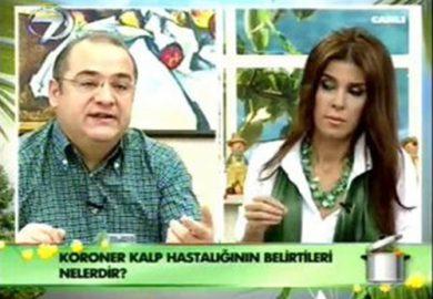 Op. Dr. Mahmut Akyıldız – SERDEM'İN MUTFAĞI – Kanal 7 (1)